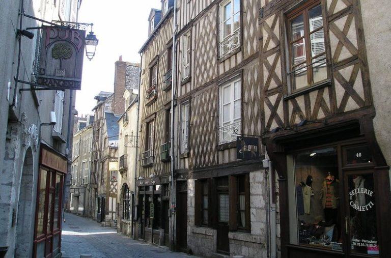 Vieille ville de Blois