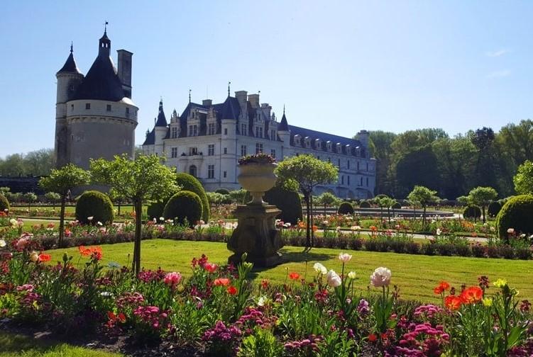 Châteaux de la Loire - Chenonceau