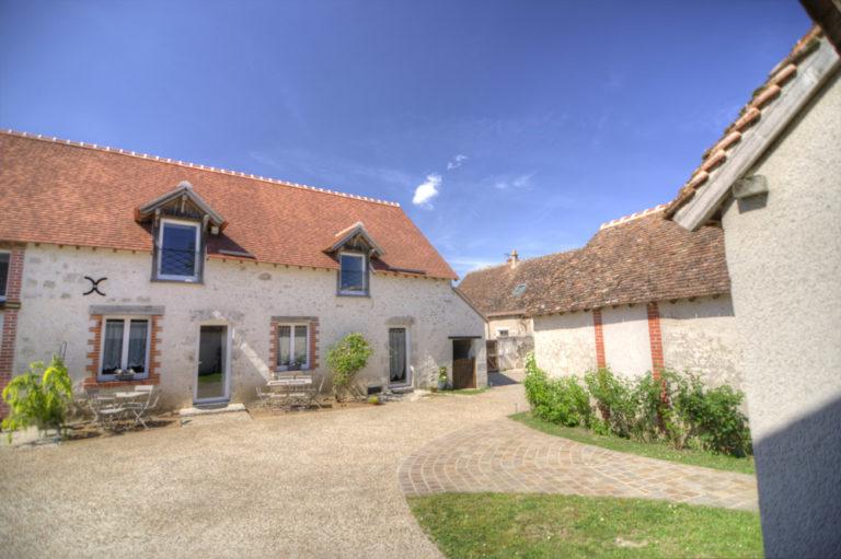 Gîtes de charme Châteaux de la Loire Blois Chambord Cheverny Beauval